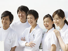 ばん皮膚科・形成クリニック | 看護師(皮膚科・形成クリニック外来での業務) | 日勤パート